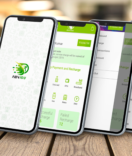 Pay4You Mobile App image