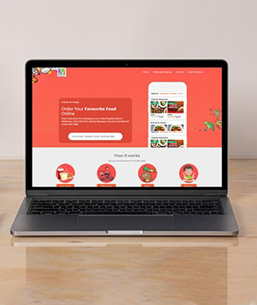 Food Delivery Application Ecommerce / Aggregator image
